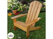 KidKraft Adirondack Chair Honey - 83