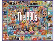 (NEW) Nineties Jigsaw Puzzle, 1000-Piece