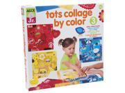 Alex? Toys - Alex Jr. Tots Collage By Color  -  Art Supplies 1853