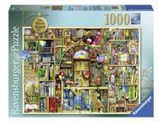 Ravensburger Bizarre Bookshop 2 Jigsaw Puzzle
