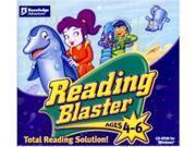 Knowledge Adventure READBLASTER4-6 Reading Blaster Ages 4-6