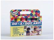 DO-A-DOT ART WASHABLE BRILLIANT 6PK 9SIA0YM0FR4811