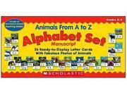 BB SET ANIMALS FROM A TO Z