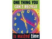 ONE THING YOU CANT RECYCLE IS