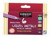 LIQUID METALS METALLIC 6 CT