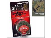 McNett Camo Form Woodland Digital Military
