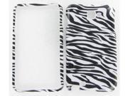 Samsung I717 (Galaxy Note) Zebra Protective Case