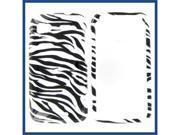 HTC Pyramid / Sensation 4G Zebra Protective Case
