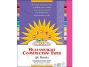 PACON CORPORATION SUNWORKS 12X18 HOT PINK 50CT (Set of 12)