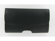 Universal horizontal Through Belt Pouch For Motorola Droid X MB810