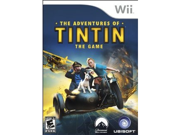 The Adventures Of Tintin: The Game (Nintendo Wii)