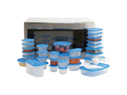 LaCuisine 70pc Microwave Cookware Set