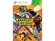 Anarchy Reigns X360