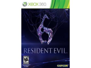 RESIDENT EVIL 6 X360