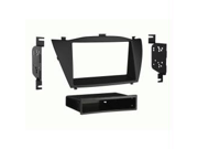 Metra 99-7341B Hyundai Tucson 2010-Up DIN / Double DIN Stereo Installation Kit