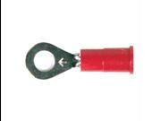 Metra InstallBay RVRT838 - 8 Guage #38 Ring Terminal - Red - 25 Pack