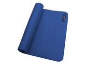 Trimax WTE10002B Zenzation Premium Yoga Mat, Blue