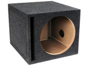 Atrend E10Sv B Box Series 10 Inch Single Vented Subwoofer Enclosure