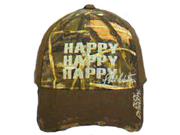 Duck Dynasty Happy Happy Happy Frayed Hat
