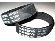 Genuine Kirby Vacuum Cleaner Belts (2pk) Kirby Part # 301291A