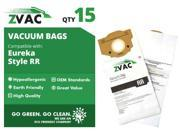 Eureka ZVac RR Vacuum Bags (15 pack)