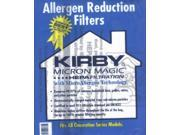 Kirby Allergen Reduction Filter Bags - 2 Pack. Kirby Part # 205803