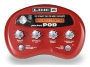 Line 6 Pocket POD - Mini Guitar Amp Modeler Guitar Multi-Effect