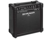 Behringer GM108 Modeling 15W Guitar Amp 8In Spk Electric Guitar Combo Amp