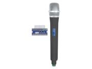 VocoPro UMH - Single UHF Wireless Mic Replacement - New