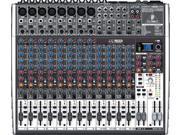 Behringer X2222USB USB Audio Mixer
