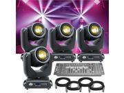 American DJ Vizi Beam 5RX 4Pk w/Controller & Cable