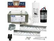 Keystone - 2 Pack - 4 Tap Volts - Pulse Start Metal Halide Ballast