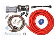 Rockford Fosgate RFK1 1/0-gauge amplifier power wiring kit