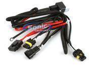 Image of Absolute HID Relay Kit HID Kit Relay Wire Harness