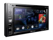 "AVH-X1700S 6.2"" Double-DIN DVD Receiver with Siri(R) Eyes Free, SiriusXM(R) Ready, Android(TM) Music Support & Pandora(R) Internet Radio"