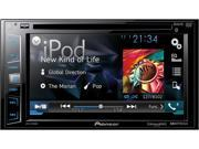 "Pioneer AVH-X2700BS 6.2"" Touchscreen Display DVD/CD Receiver with Internal Amp"