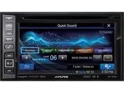 "Alpine 6.1"" In-Dash AV Navigation System - INE-W960"