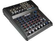 Alesis MultiMix 8 USB FX 8-channel Mixer 4 Channel Mixer