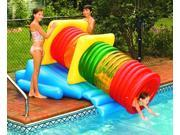 Water Park Tube Slide Inflatable for Swimming Pool