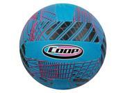 COOP Hydro Volleyball Waterproof Volleyball for Beach or Pools Matrix Aqua