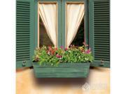 Galvanized Tin Window Box  Standard