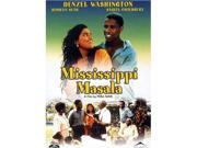 Mississippi Masala  DVD New  MISSISSIPPI MASALA is a poignant emotional and  often humorous look at the human situation