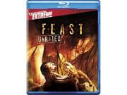 Feast - Unrated (Blu-ray) Blu-Ray New