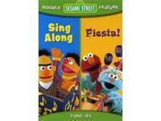 Sing Along/Fiesta! (Double Feature) - (Sesame Street) DVD New