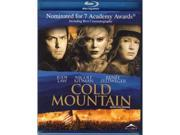Cold Mountain (Blu-ray) Blu-Ray New 9SIAA763US9368