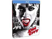 Sin City (Special Edition Steelbook Case) (Blu-ray) Blu-Ray New 9SIAA763US9609