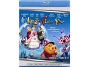 Happily N'Ever After (Blu-ray) Blu-Ray New 9SIAA763US8873