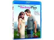 The Back-Up Plan (Blu-ray) Blu-Ray New 9SIA17P3ES6814