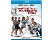 Why Did I Get Married Too? (Blu-ray) Blu-Ray New 9SIAA763US9948