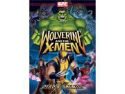 Wolverine and the X-Men: Deadly Enemies (DVD) Steve Blum, Jim Ward, Nolan North, Fred Tatasciore, Kari Wahlgren Synopsis: The battles against formidable opponents have begun for Wolverine and the X-Men in Volume Two, as they continue their fight to prevent an unspeakable future